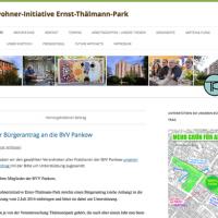 Screenshot - Anwohner-Initiative Ernst-Thälmann-Park